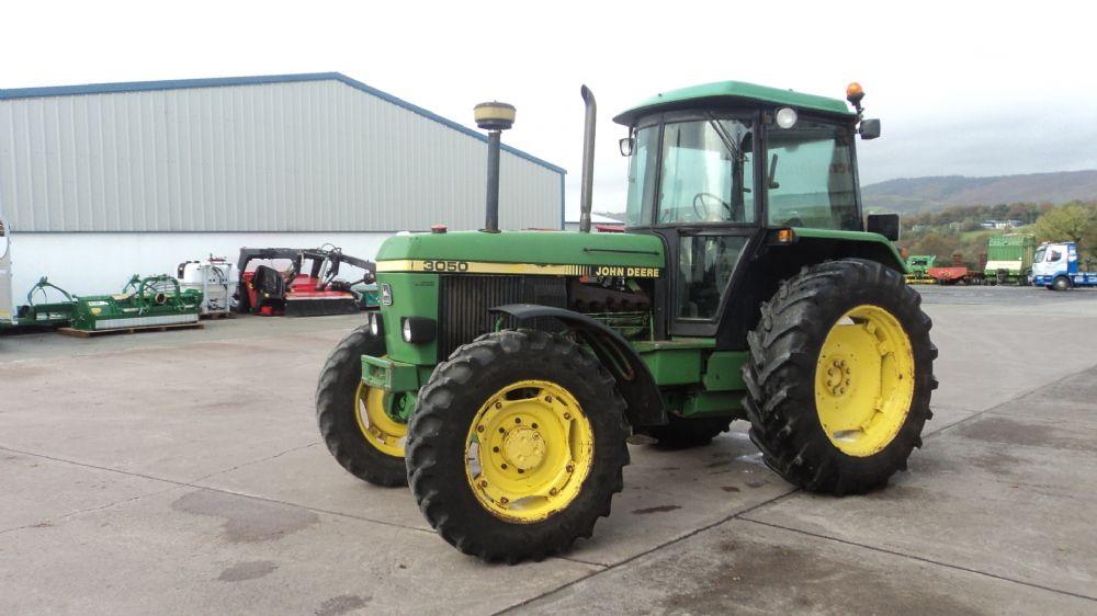 John Deere Front Fenders Frames : John deere wd old stock sold mcginty tractors