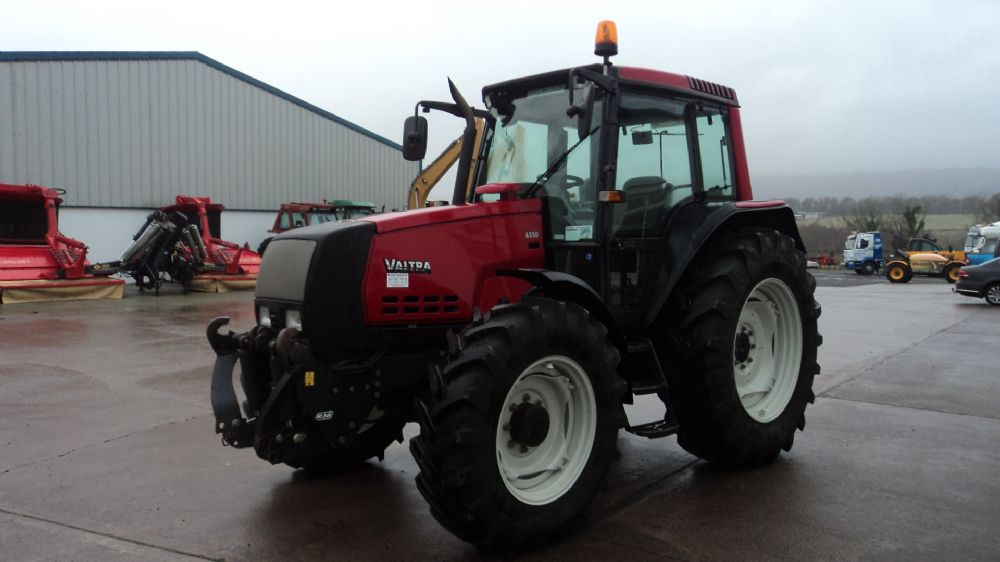 Used Jeeps For Sale >> Valtra Valtra 6550 Hi Tech - Old Stock - SOLD | McGinty ...