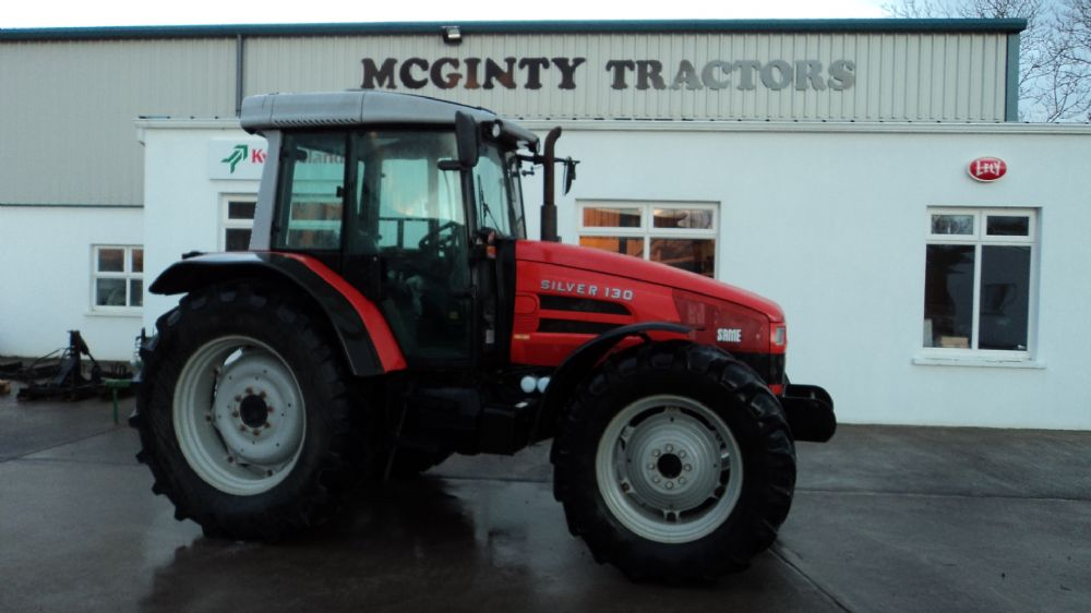 Front Tractor Fenders Ls Tractor : Same silver gallery sold mcginty tractors