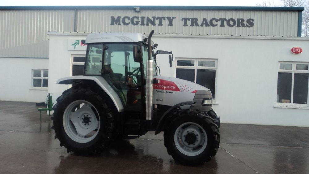 Mccormick Mccormick Cx105 Diamond Edition Old Stock