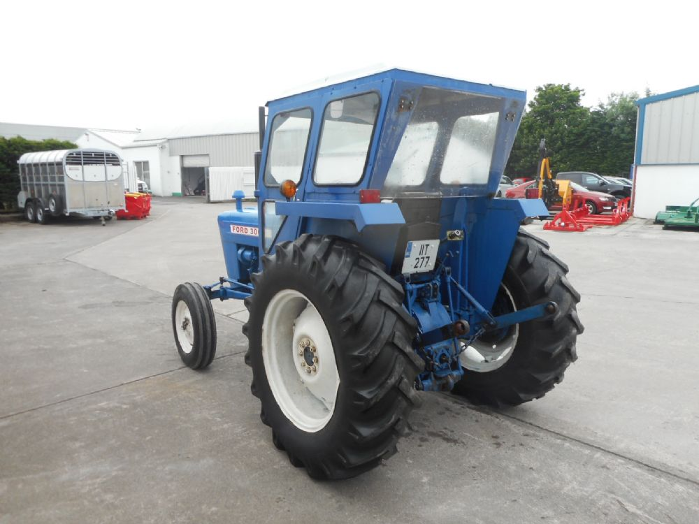Ford 3000 2wd Old Stock Sold Mcginty Tractors