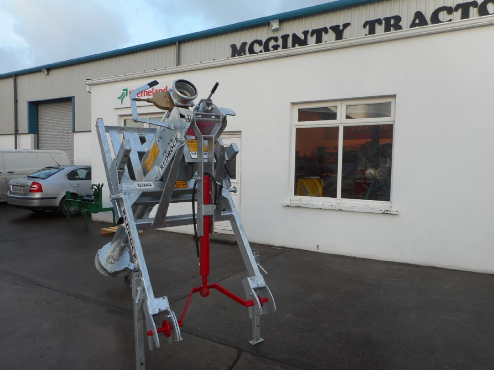 Redrock Red Rock Slurry Pumps - New Machinery | McGinty Tractors