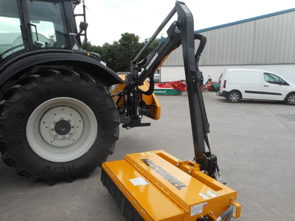Mcconnel 4745 Hedge Cutter New Machinery Mcginty Tractors